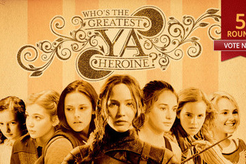 Who's the Greatest Young Adult Heroine? The Finals