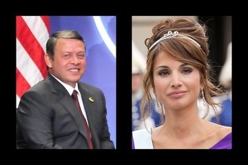 Abdullah II of Jordan Dating History