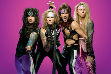 Are These Ridiculous '80s Hair Metal Band Names Real or Made-Up?