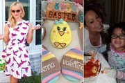 See How the Stars Spent Easter 2016