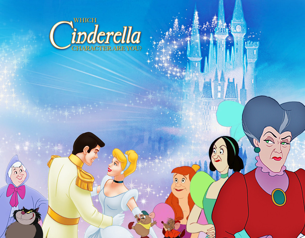 Which Cinderella Character Are You? - Quiz - Zimbio