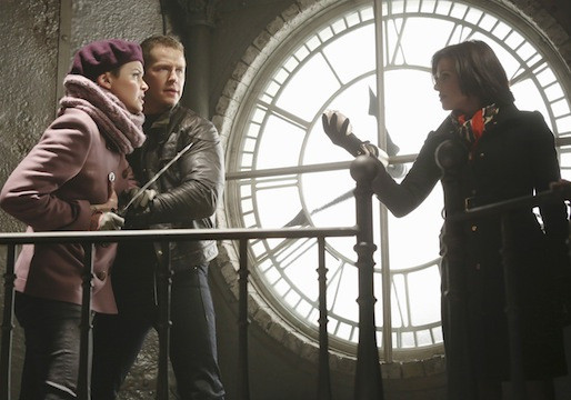 'Once Upon a Time' Sneak Peek: A Very Charming Takedown?