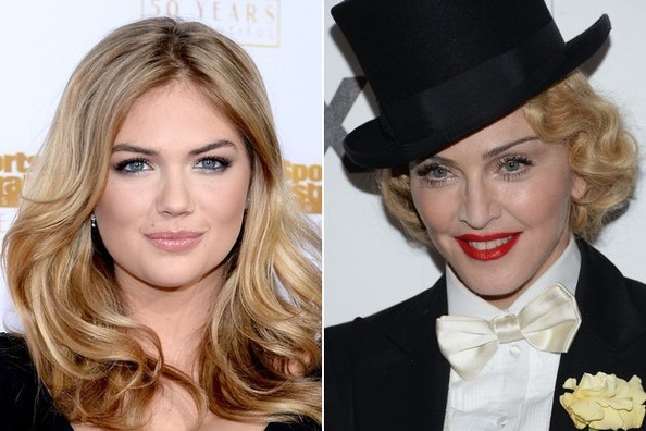 Kate Upton's New Beauty Role, Madonna's Controversial Instagram, And More