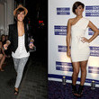Frankie Sandford -  The Most Stylish Stars of the U.K.