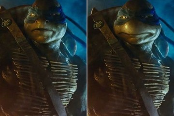 Here's One Little Trick to Make the New 'Ninja Turtles' Less Creepy