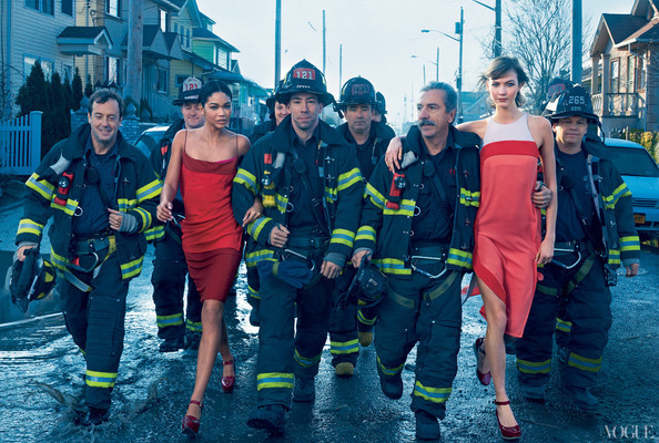 Vogue's Hurricane Sandy Shoot: Let's Discuss