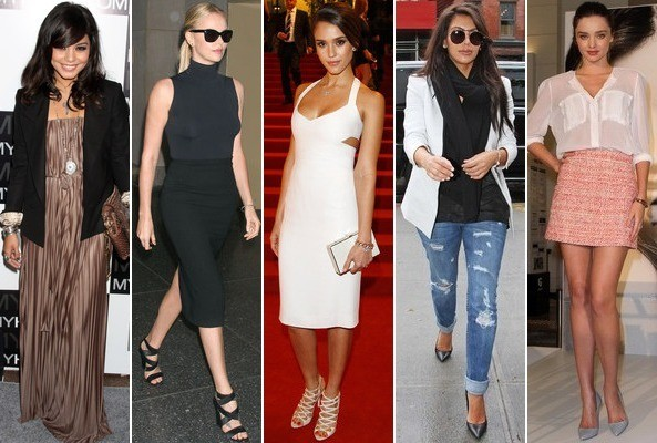 Celebrity Inspired Date Outfit Ideas Stylebistro