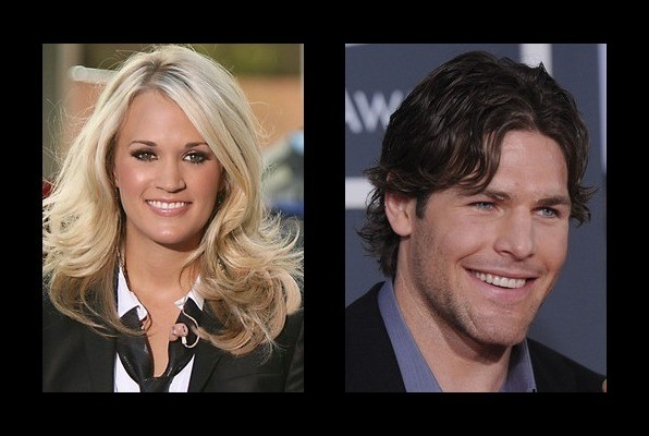Carrie Underwood is married to Mike Fisher