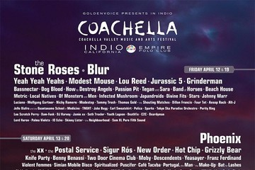 Coachella Valley Music and Arts Festival 2013: Full Lineup, Top Picks