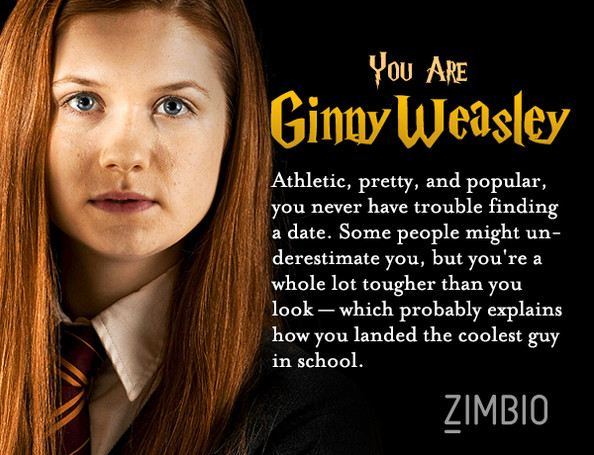 from Easton harry potter dating quiz