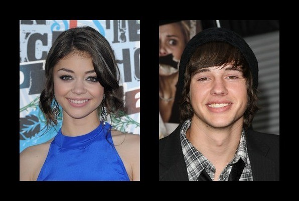 Sarah Hyland is dating Matt Prokop
