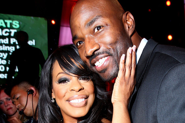 niecy nash jay tucker. Comedian Niecy Nash and Jay