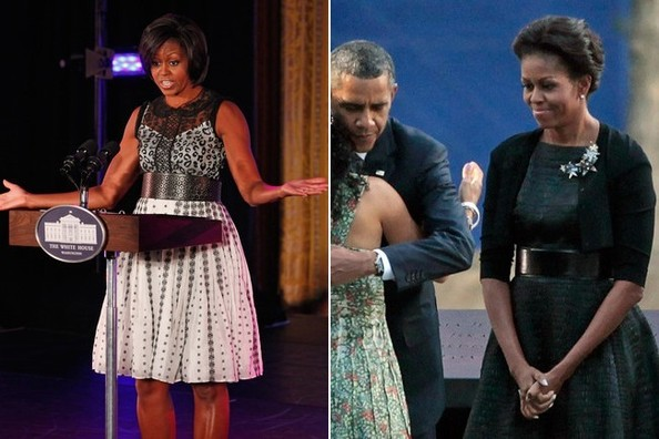 The First Lady's Go-To Designer Launches a Lower-Priced Clothing Line