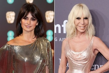For the Love of Fashion! Penelope Cruz Will Play Donatella Versace in 'American Crime Story'