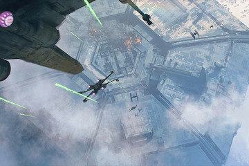 45 Pieces of 'Force Awakens' Concept Art That Will Change the Way You Look at the Movie