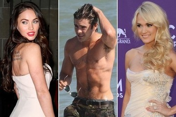 Stars Who Don't Think They're Hot