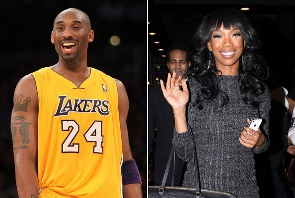 kobe dating brandy The newest member of the bryant household is here kobe bryant and his wife vanessa welcomed their third daughter into the world december 5, and now we are getting our first peek at precious bianka bella bryant.