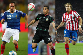 The 32 Game Changers of the 2010 World Cup
