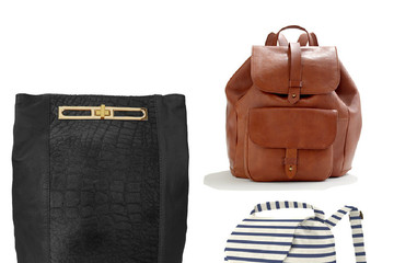 10 Must-Have Backpacks That Don't Scream 'Kindergarten'—or Even 'Back to School'