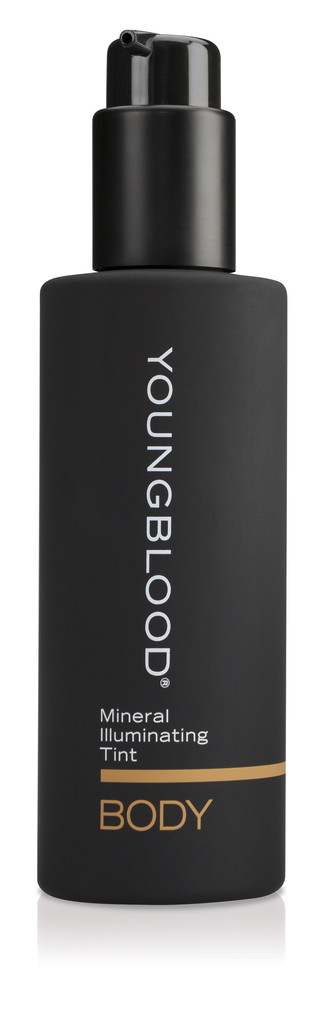 Current Obsession: Youngblood's Mineral Illuminating Body Tint