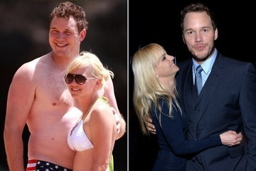 Chris Pratt and Anna Faris' Irresistible Romance