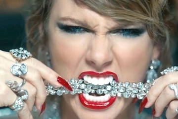 Taylor Swift's Crazy Video for 'Look What You Made Me Do' Is Too Much to Handle