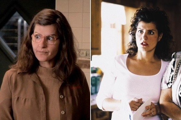 My Big Fat Greek Wedding 2002 The Before Afters Of Hollywood S Best Makeover Movies Zimbio
