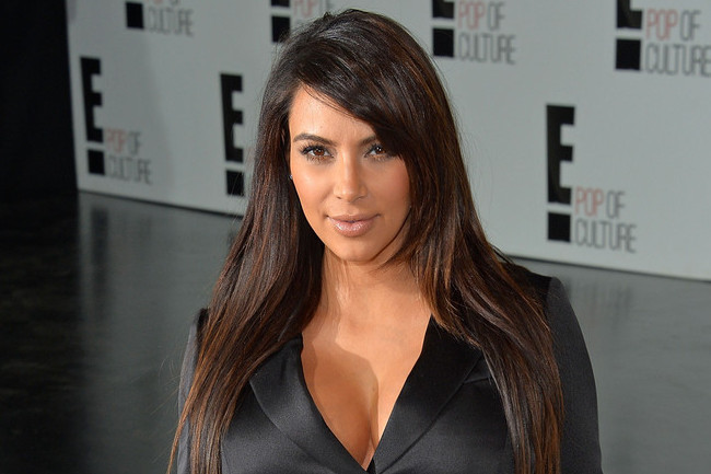 You'll Either Love or Hate Kim Kardashian's Latest Maternity Look
