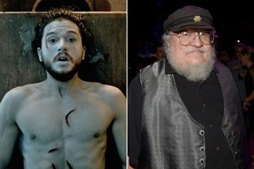 George R.R. Martin Probably Didn't Approve of Jon Snow's Resurrection in 'Game of Thrones'