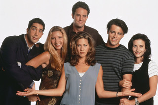 Which Two 'Friends' Characters Are You a Combination Of?