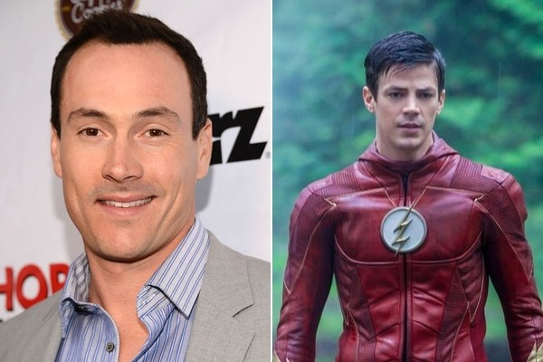 NEW: Chris Klein, 'The Flash' - All The Big Cast Changes