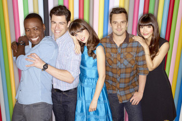'New Girl' Season 3 Cast Photos