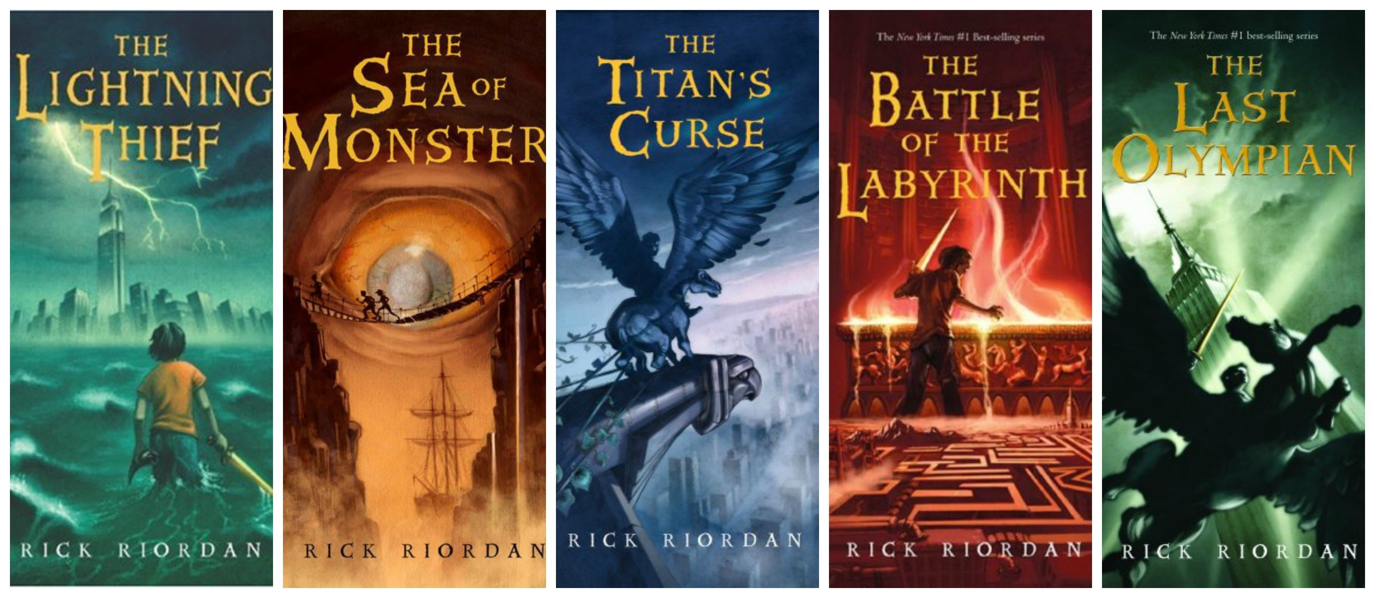 Harry Potter Book List : Book series you ll love if re a harry potter fan