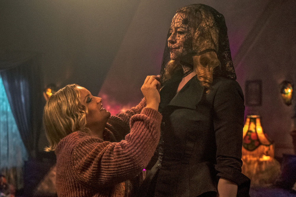 Welcome Back, Sabrina: The Witch Is Back And There's Hell To Pay