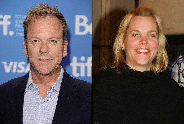 Kiefer and Rachel Sutherland - Celebs You Didn't Know Had ...