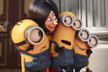 'Minions' Sneak Peek: Check Out Sandra Bullock's Scarlet Overkill
