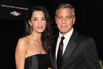 The Unthinkable Has Happened: George Clooney is Married!