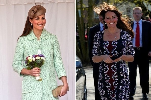 Kate Middleton Did a Lot of Maternity Shopping Recently