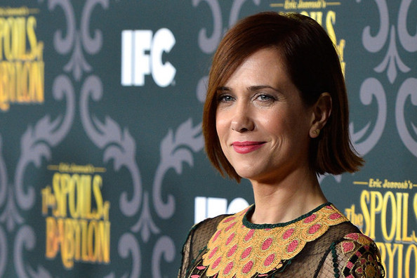 Kristen Wiig Gets A Bob, And We Swoon