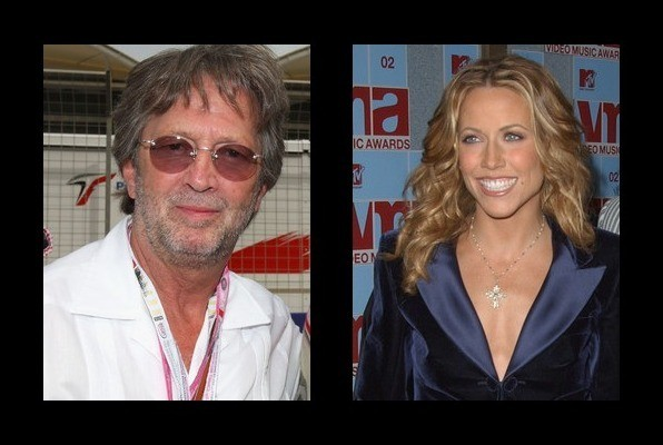 Eric Clapton Dating History