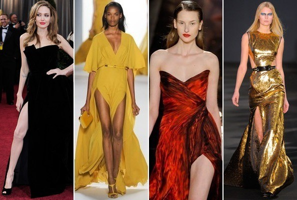 Fashion Forecast: Sky-High Slits