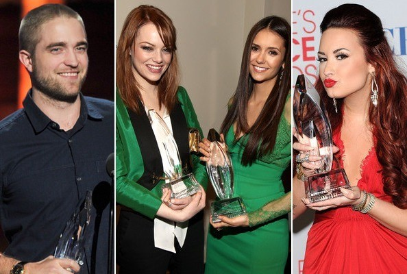 2012 People's Choice Award Winners