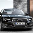 The Audi A8 W12