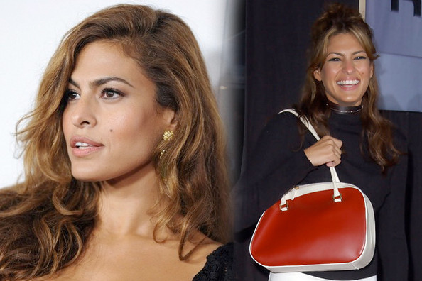 Fashion Flashback: Eva Mendes Then & Now