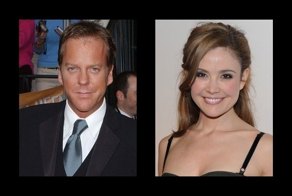 Texas actress dating kiefer sutherland