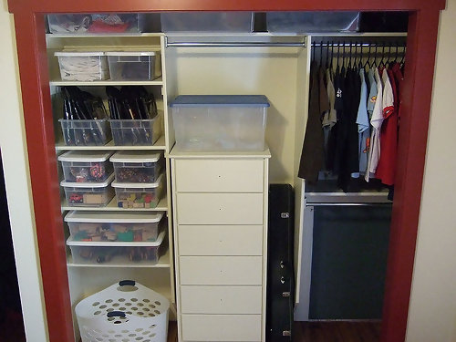 Do It Yourself Home Design: Tips For DIY Closet Organization
