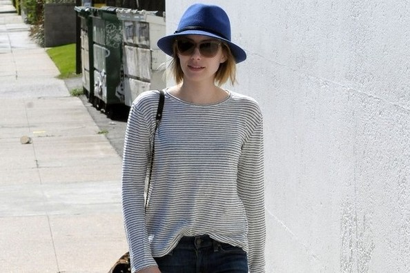 Steal Her Look: Emma Roberts's Carefree Style