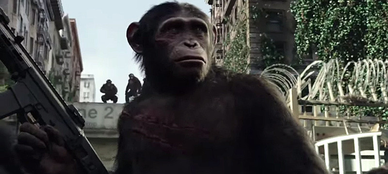 planet of the apes rise ending a relationship