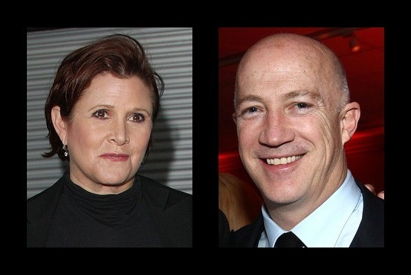 Carrie Fisher Dating History