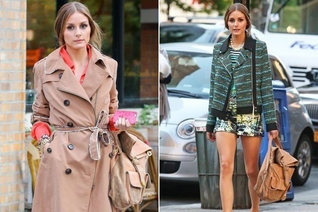 Olivia Palermo's Double Dose of Street Style Inspiration